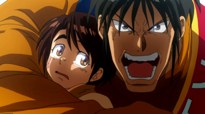 recomendaciones anime otoño 2018 Karakuri Circus - el palomitron