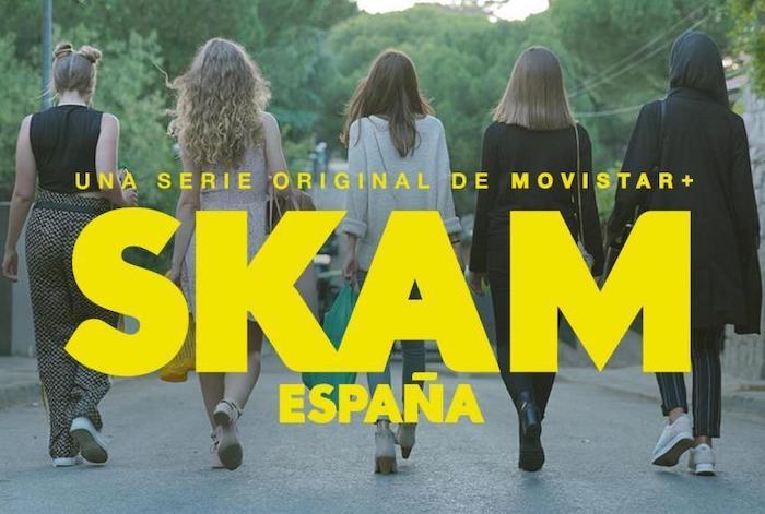 skam españa movistar+ - El Palomitron