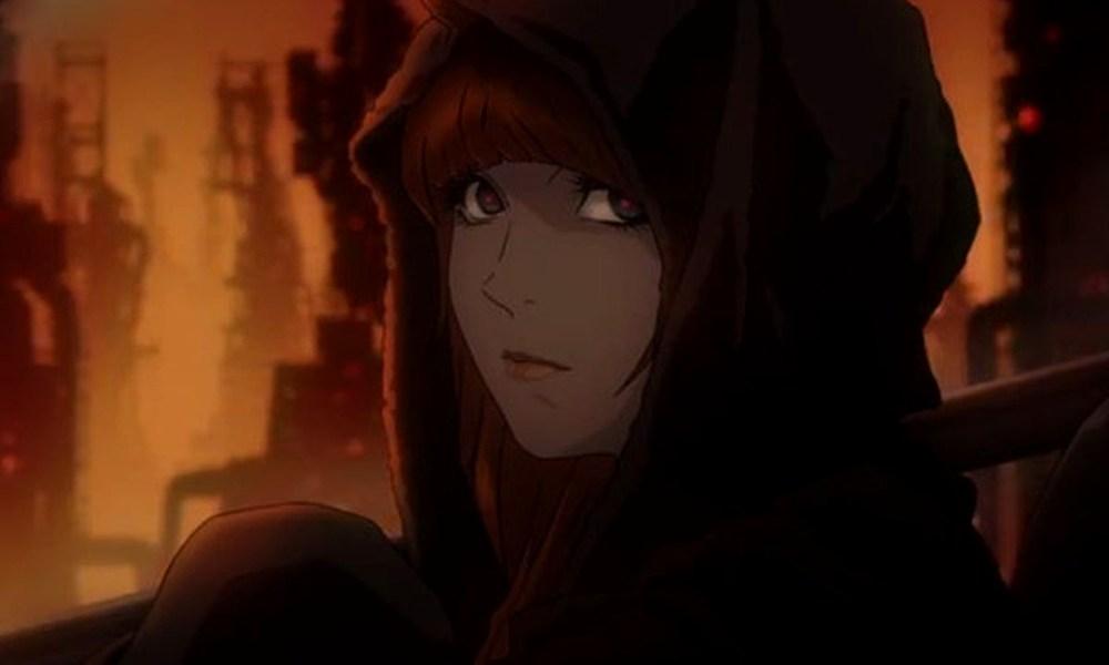 Blade Runner Black Lotus destacada - El Palomitrón