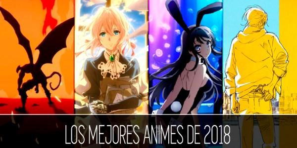 Los mejores animes de 2018 destacada - El Palomitrón