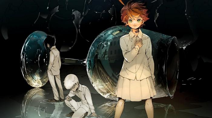 Los mejores mangas de 2018 The Promised Neverland - el palomitron