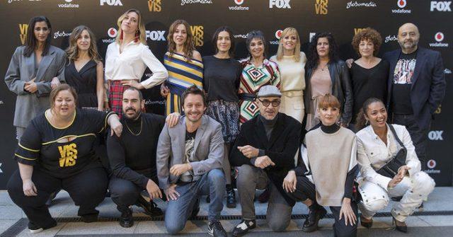 Photocall Vis a Vis cuarta temporada - El Palomitron