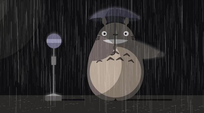 estreno de Mi vecino Totoro en España principal - El Palomitrón