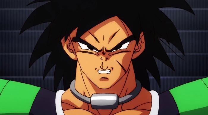 Crítica de Dragon Ball Super Broly Broly - el palomitron