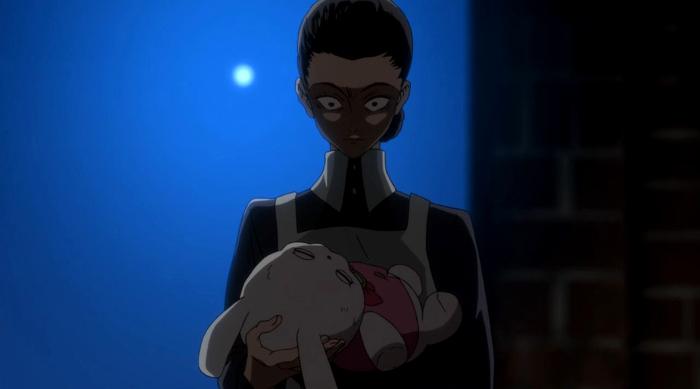 Crítica del anime de The Promised Neverland Isabella - el palomitron
