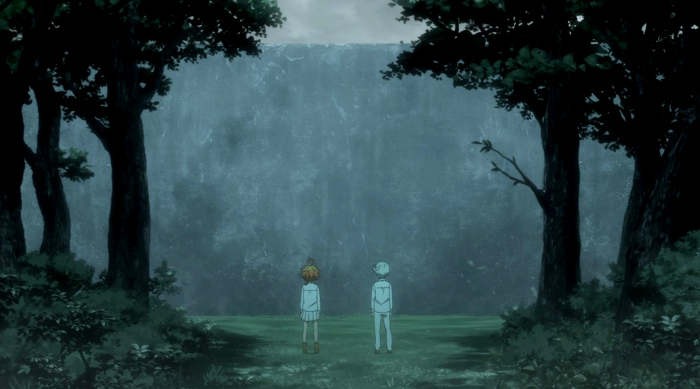 Crítica del anime de The Promised Neverland Norman Emma 2 - el palomitron