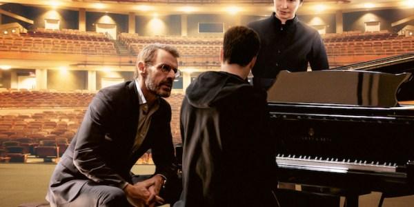 La clase de piano - El Palomitrón