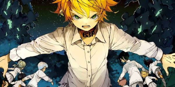Reseña de The Promised Neverland #5 destacada - El Palomitrón