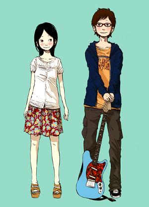 Solanin, de Inio Asano Taneda y Meiko vertical - El Palomitrón