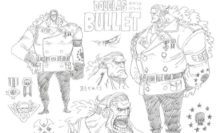 Fecha de estreno y tráiler de One Piece Stampede Douglas Bullet - el palomitron