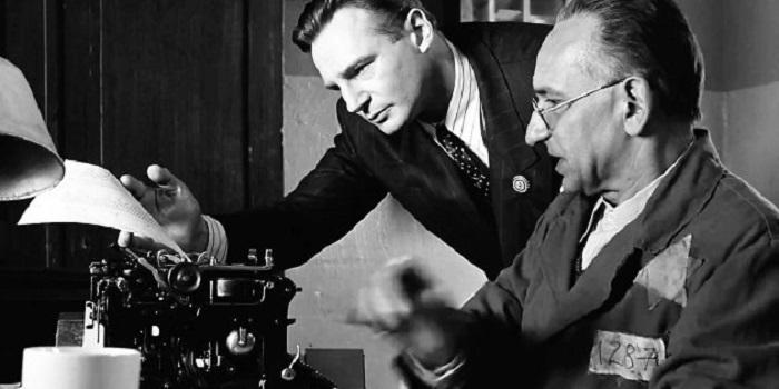 Liam Neeson, Ben Kingsley - La lista de Schindler - El Palomitrón