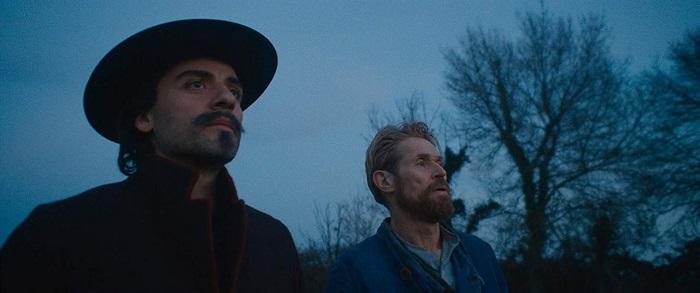 Oscar Isaak, Willem Dafoe - Van Gogh, a las puertas de la eternidad - El Palomitrón