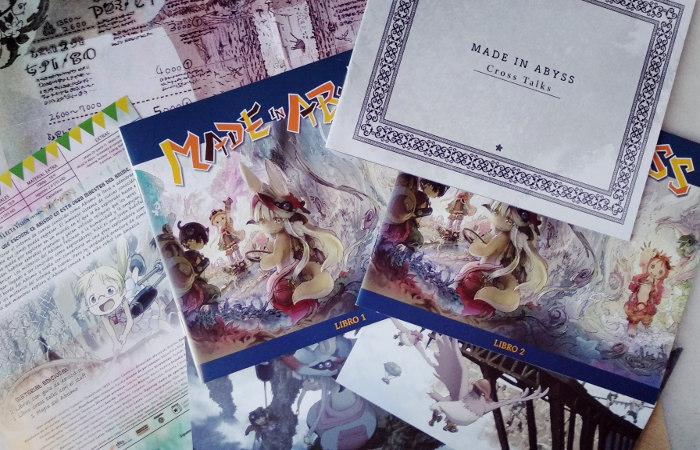 edición coleccionista de Made in Abyss Galería 6 - El Palomitrón