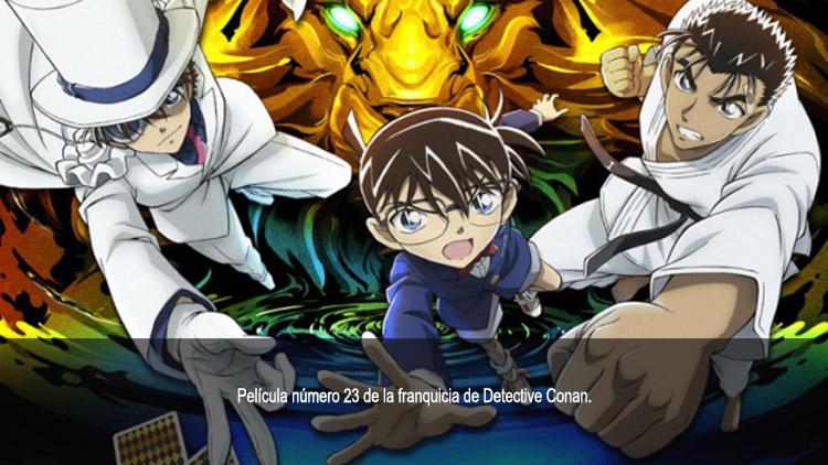 Guía de anime primavera 2019 Detective Conan Movie 23 - El Palomitrón