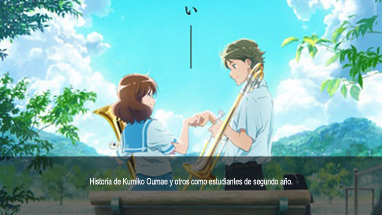 Guía de anime primavera 2019 Hibike! Euphonium - El Palomitrón