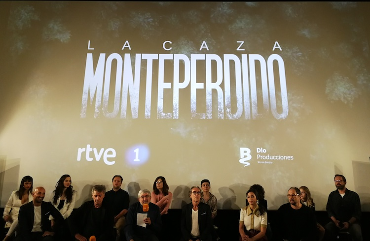 La caza. Monteperdido evento Madrid - El Palomitrón