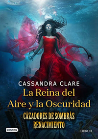 La reina del aire y la oscuridad Guía literatura juvenil abril - El Palomitrón