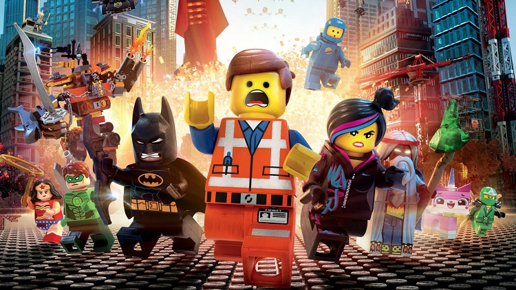 Lego Película - El Palomitrón