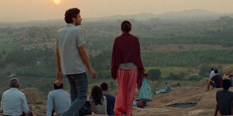 Pareja Maya Película - El Palomitrón