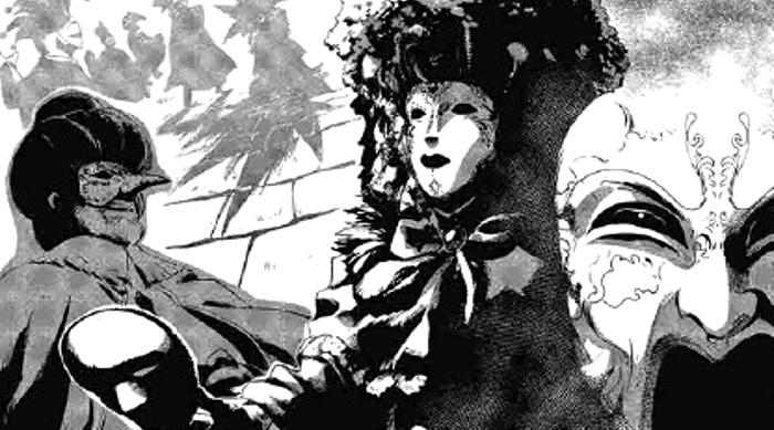 Reseña de 'Historias de Edgar Allan Poe' máscaras - El Palomitrón