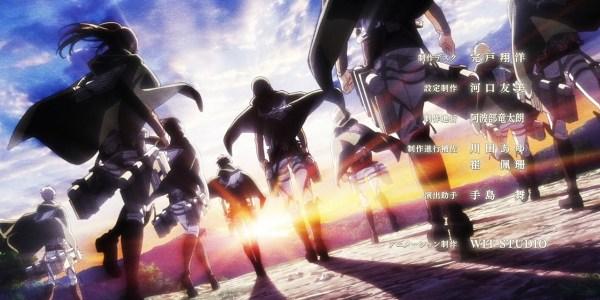 crítica de Shingeki no Kyojin 3x13