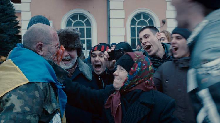 Donbass película 2018 El Palomitron