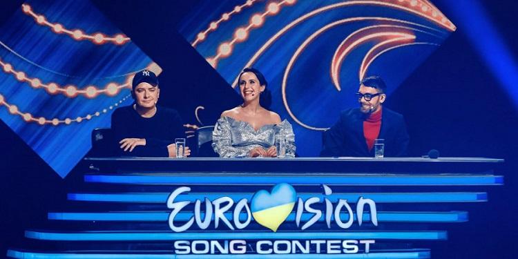 Eurovision 2019 Ukraine - El Palomitrón