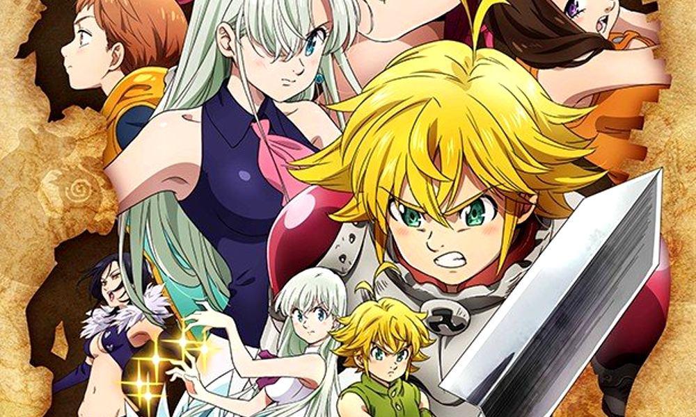 Anime Ani Wallpaper: Nanatsu No Taizai Temporada 4 Wallpaper