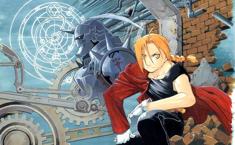 Reseña de Tras la Puerta de la Verdad Explorando Fullmetal Alchemist ilustración manga 2 - El Palomitrón