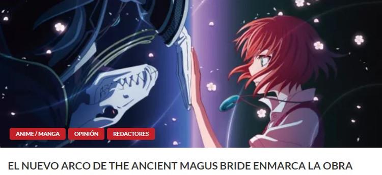 edición coleccionista de The Ancient Magus Bride contenido relacionado 1 - El Palomitrón