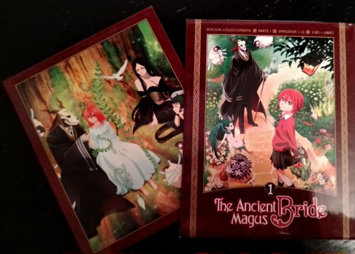 edición coleccionista de The Ancient Magus Bride galería 2 - El Palomitrón