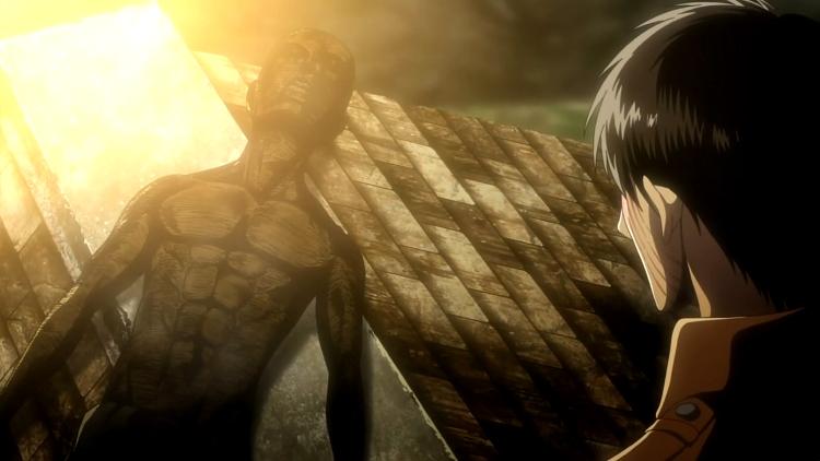 Crítica de Shingeki no Kyojin 3x17 Armin 2 - el palomitron