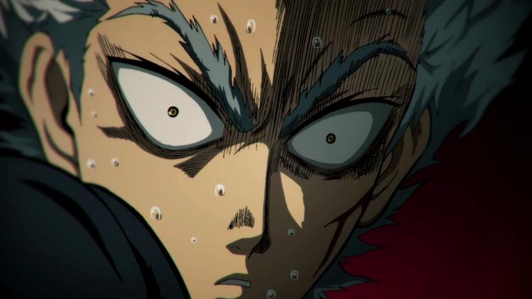 Crítica de la segunda temporada de One Punch Man Garou Saitama 2 - el palomitron