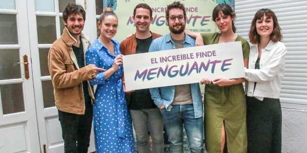EL INCREIBLE FINDE MENGUANTE - EL PALOMITRÓN