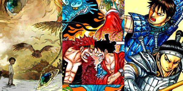 Los 10 mangas más vendidos del primer semestre de 2019 en Japón destacada - el palomitron