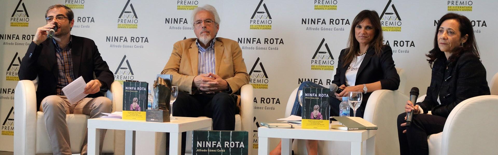 NINFA ROTA PRESENTACIÓN PORTADA - EL PALOMITRÓN