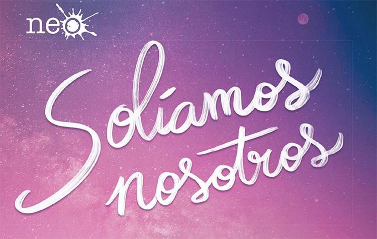 SOLÍAMOS NOSOTROS RECORTADA FIRMAS FERIA DEL LIBRO MADRID - EL PALOMITRÓN