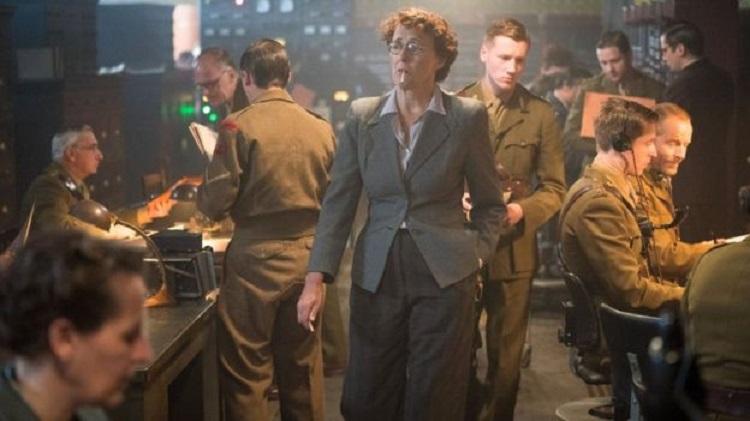 Espías_Mrs Wilson serie_El Palomitron
