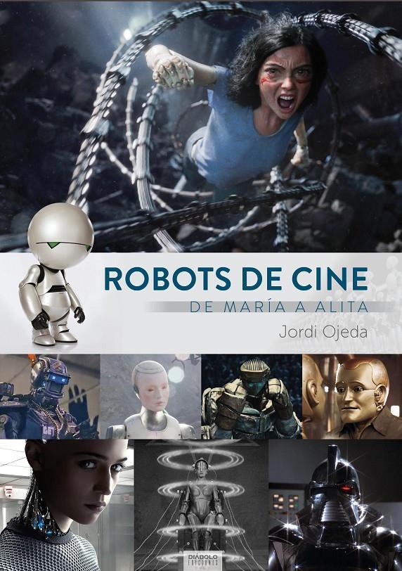 Reseña del Libro Robots de cine