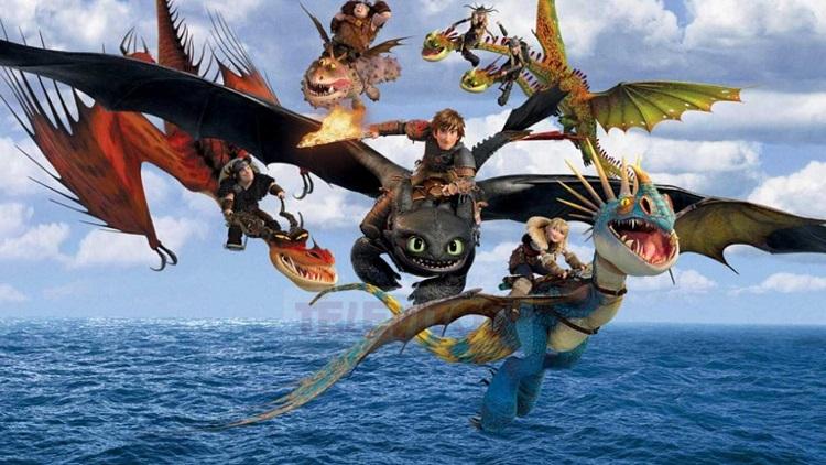 Como entrenar a tu dragon 0 - El Palomitrón