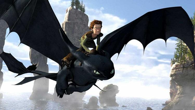 Como entrenar a tu dragon 1