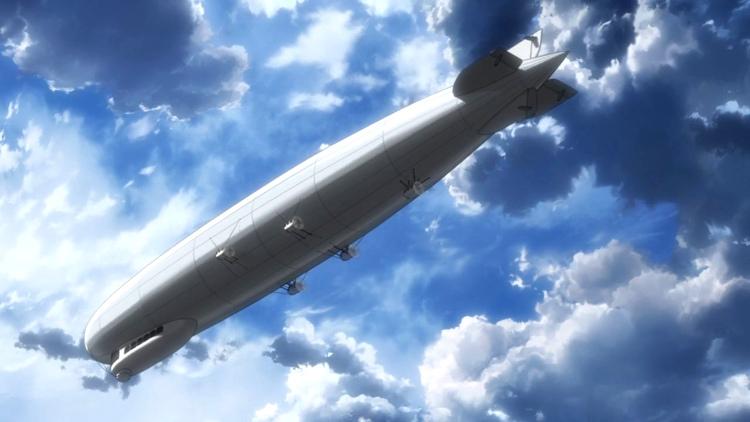 Crítica de Shingeki no Kyojin 3x19 dirigible - el palomitron