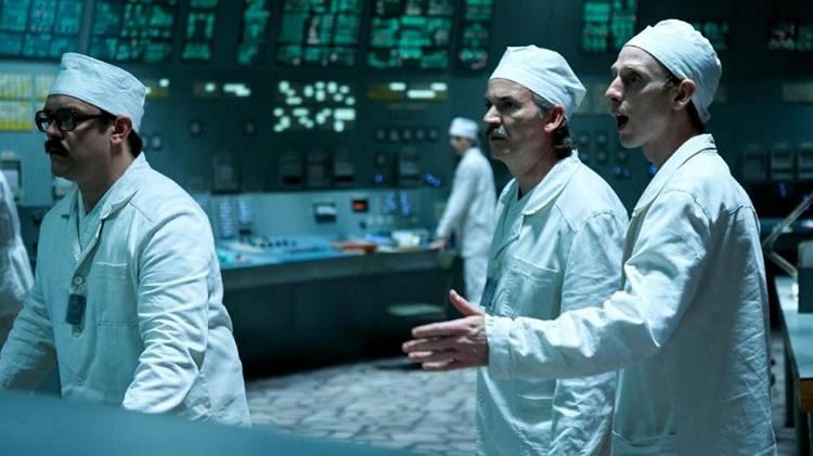 Chernobyl control central nuclear el palomitrón