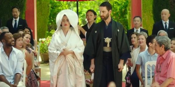 Los Japón_María León_Dani Rovira_ceremonia_El Palomitron