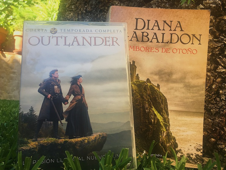 Home video Outlander - El Palomitron