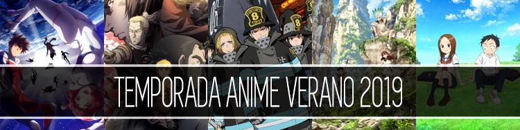 Banner inferior temporada anime verano 2019 - El Palomitrón