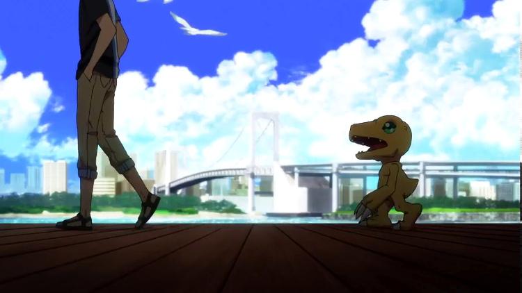 Fecha de estreno y tráiler de Digimon Adventure Last Evolution Kizuna personajes- El Palomitrón