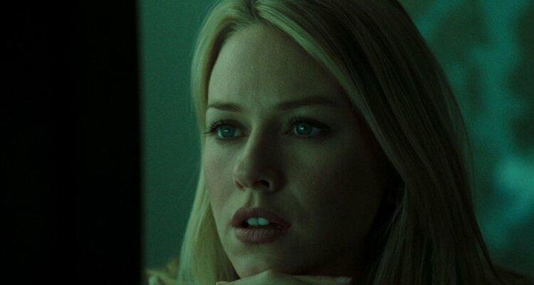 Naomi Watts Blu-Ray de The Ring - El Palomitrón