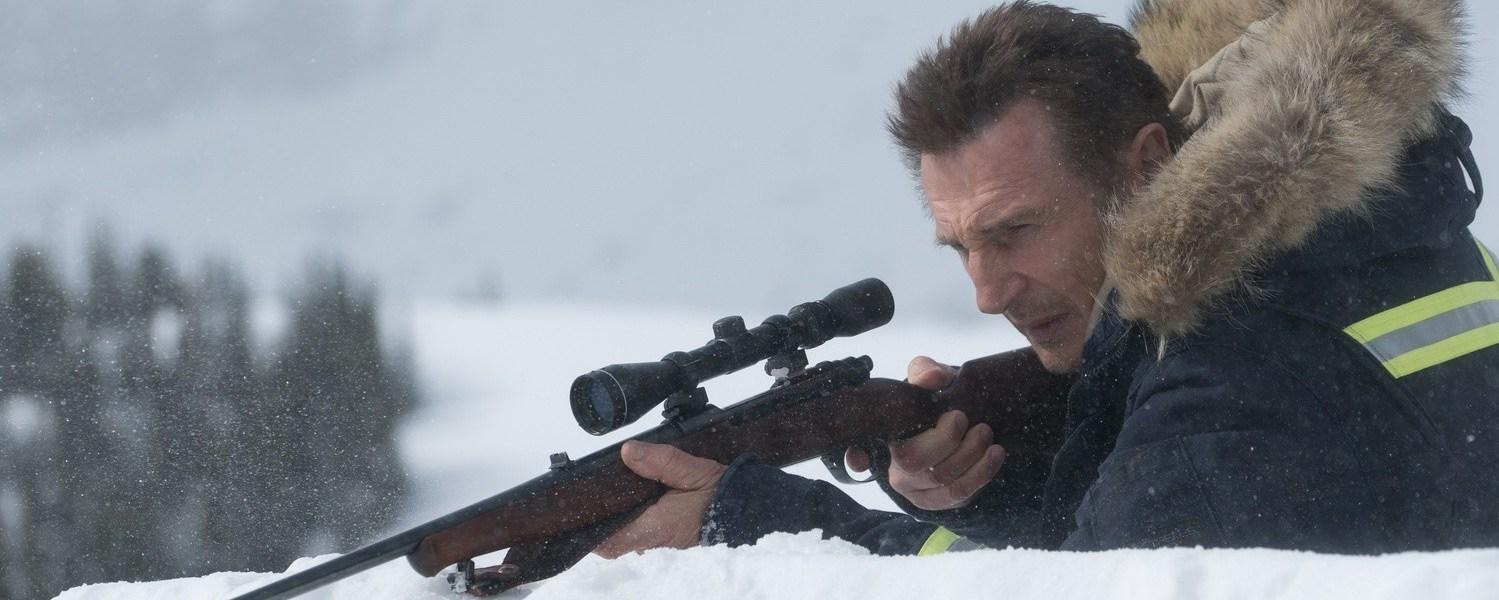 Venganza bajo cero, Liam Neeson, EL PALOMITRÓN