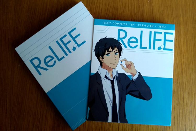 edición coleccionista de ReLIFE Galería 1 - El Palomitrón